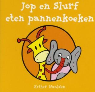 Jop en Slurf eten pannenkoeken (a 10 ex.)