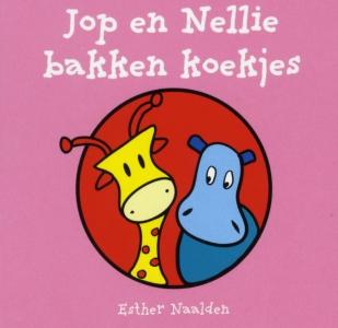 Jop en Nellie bakken koekjes (a 10 ex.)