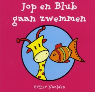 Jop en Blub gaan zwemmen (a 10 ex.)