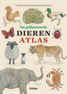 De geïllustreerde dierenatlas