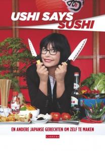 Ushi says Sushi