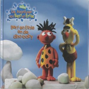 Bert en Ernie en de dino-baby