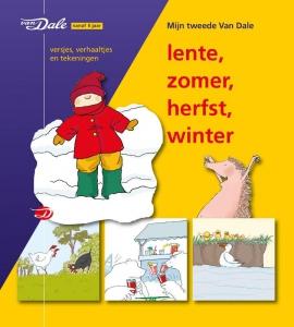 Mijn tweede Van Dale  Lente, zomer, herfst, winter