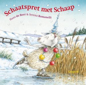 Schaatspret met Schaap