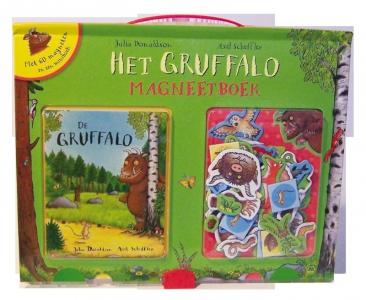 Het Gruffalo Magneetboek
