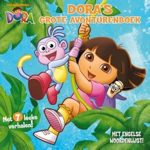 Dora's grote avonturenboek