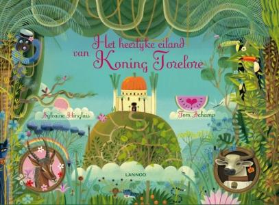Het heerlijke eiland van koning Torelore