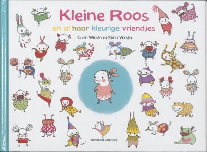 Kleine Roos en al haar kleurige vriendjes