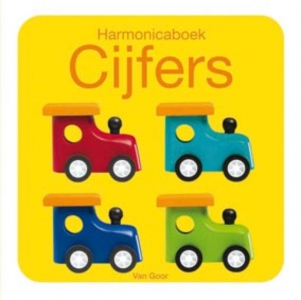Harmonicaboek Cijfers