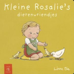 Kleine Rosalie's dierenvriendjes