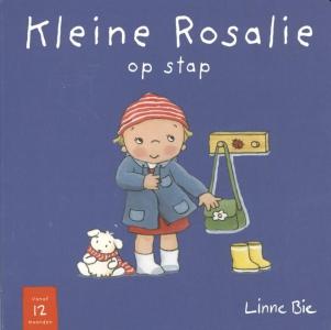 Kleine Rosalie op stap