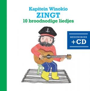 Kapitein Winokio Zingt 10 broodnodige liedjes