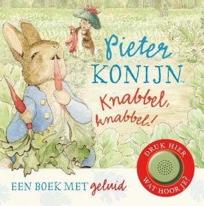 Pieter Konijn Knabbel, knabbel!