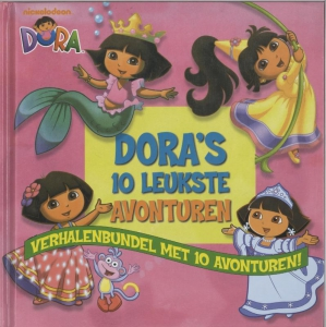Dora's 10 leukste avonturen