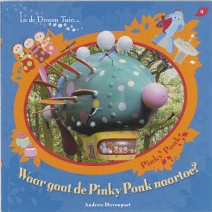 Waar gaat de Pinky Ponk naartoe