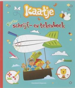 Kaatje Kleuter schrijf- en tekenboek