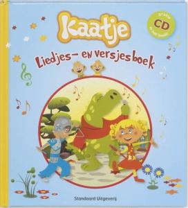 Kaatje Liedjes- en versjesboek
