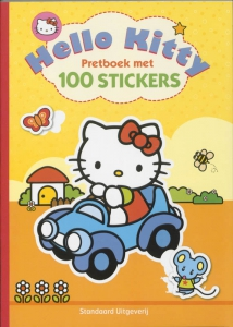 Pretboek met 100 stickers