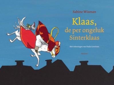 Klaas, de per ongeluk Sinterklaas
