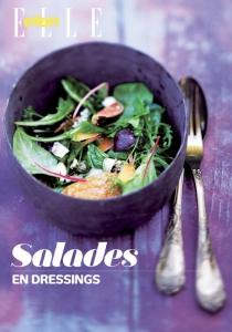 Elle eten Salades en dressings