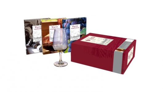Een doos vol wijnkennis