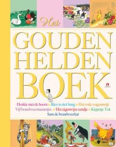 het gouden heldenboek