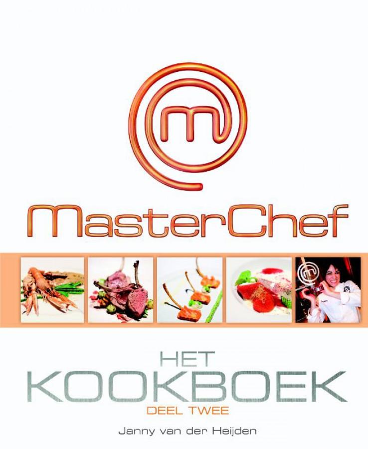 MasterChef het kookboek  2