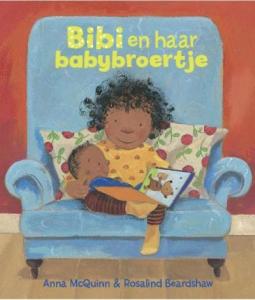 Bibi en haar babybroertje