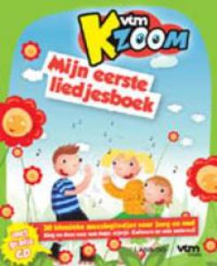 VtmKzoom Mijn eerste liedjesboek