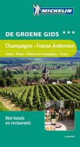 Groene gidsen Michelin Champagne, Franse Ardennen