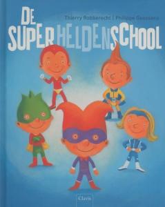 De superheldenschool