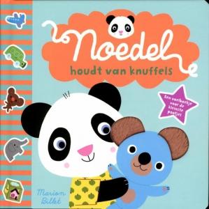 Noedel houdt van knuffels