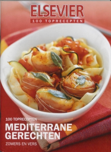 Elsevier 100 toprecepten mediterrane gerechten