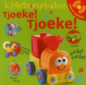 Kiekeboegeluiden  Tjoeke! Tjoeke !