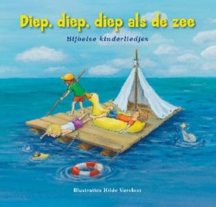 Diep diep diep als de zee