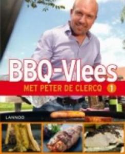 Bbq-vlees met Peter de Clercq