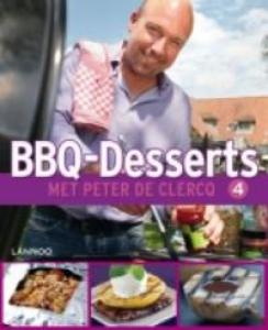Bbq-desserts met Peter de Clercq