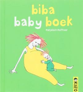 Biba baby boek
