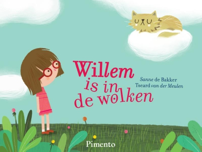 Willem is in de wolken