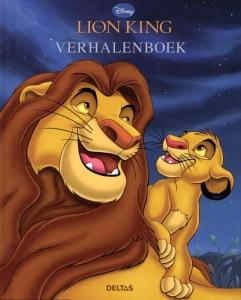 Disney verhalenboek Lion King