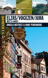 Elzas, Vogezen, Jura