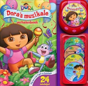 Dora's muzikale verhalenboek