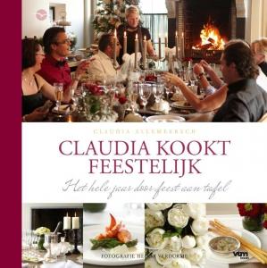 Claudia kookt feestelijk