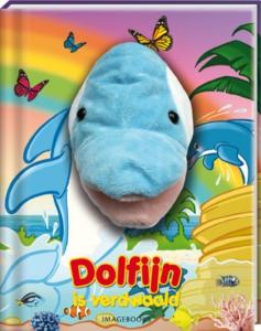 Dolfijn is verdwaald