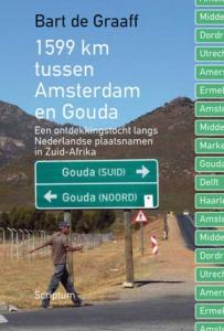 1599 km tussen Amsterdam en Gouda