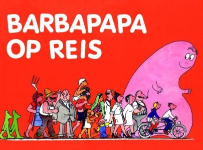 Barbapapa op reis