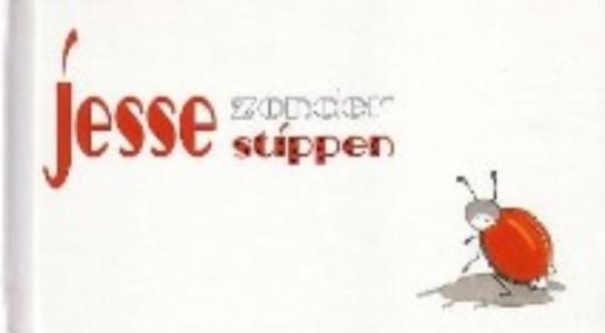 JESSE ZONDER STIPPEN SET VAN 3