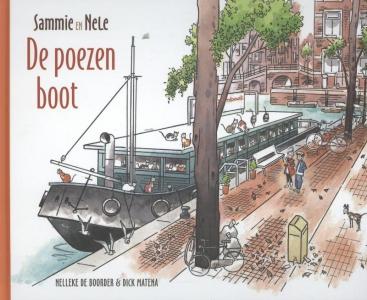 Sammie en Nele De poezenboot