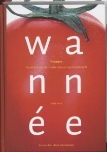 Wannee kookboek van de Amsterdamse Huishoudschool
