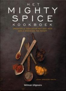 Het mighty spice kookboek
